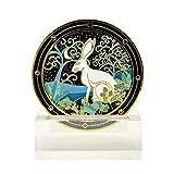 "Feng Shui ""Rabbit in The Moon"" Love Mirror Yutu W4348"