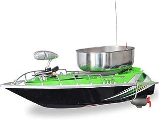 K9CK RC Boot 4WD Militär Schlachtschiff Fernsteuerung 2.4GHz 1/360 Speedboot Ferngesteuert Kriegsschiff Spielzeug Boot für Kinder Boote