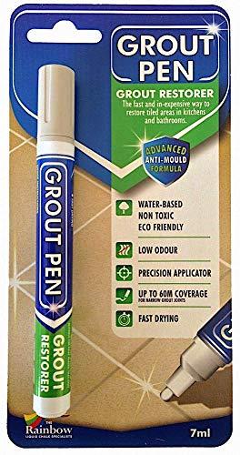 Fugenstift - Entworfen für die Wiederherstellung Fliesenfugbrett in Badezimmer & Küche, hellgrau