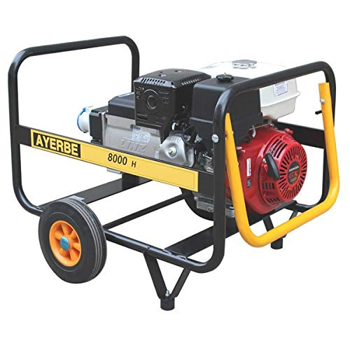 Ayerbe AY-8000-H-MN-AE Generador, 6400W