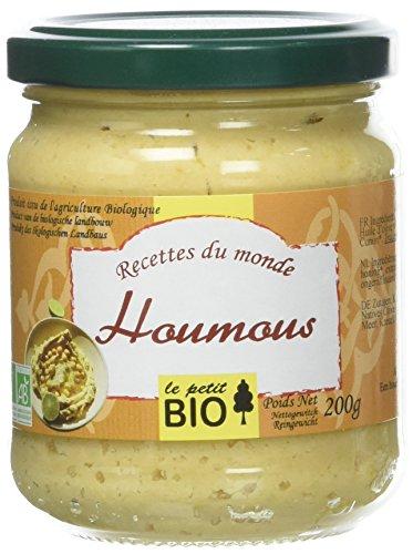 Petit Bio Houmous 200 g - Lot de 3