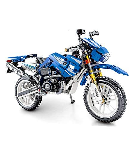 LABULA Los niños de simulación de Motocicletas Bloques de construcción de Juguete, Ladrillos niños de 3-12 años de Edad para niños Bloques de construcción para niños Juego, 799PCS