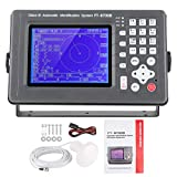 EBTOOLS Navegador GPS, sistema de identificación automática de 6 pulgadas Navegador satelital Instrumento para evitar colisiones Equipo AIS
