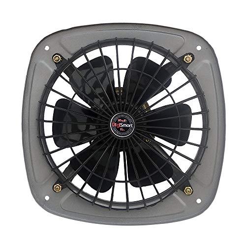 DIGISMART HIGH Speed 225mm RPM 2880 (9 Inches) Fresh Air Exhaust Fan (Silver)