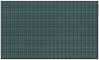Ghent 36x46.5 Fabric Tackboard w/ Wrapped Edge - Blue - Made in the USA by Ghent