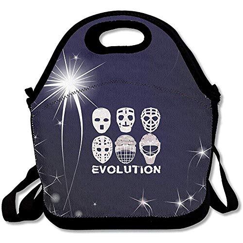 Hockey Maskers Evolution Lunch Bag verstelbare riem