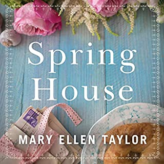 Spring House audiobook cover art