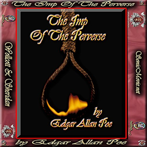 The Imp of the Perverse audiobook cover art