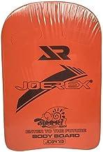 Joerex Kickboard Floating Swimming Learner Plate EVA Swimmer Square By Hirmoz -shaped Board Body Boards, Orange