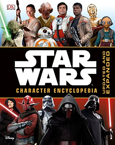 SW CHARACTER ENCY UPDATED/E (Star Wars)