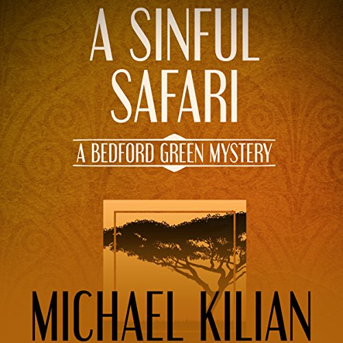 A Sinful Safari audiobook cover art