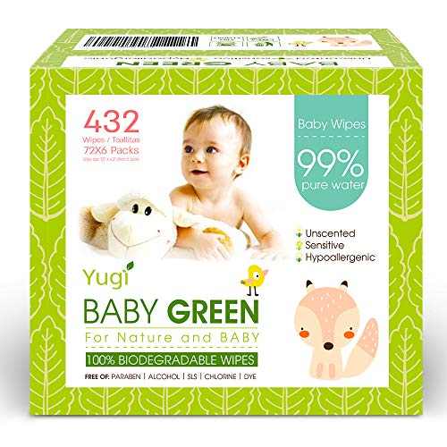 Top 10 Best Polyester Free Baby Wipes Comparison