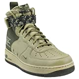 NIKE Men's SF Air Force 1 Mid Neutral Olive 917753-201 (Size: 11.5)