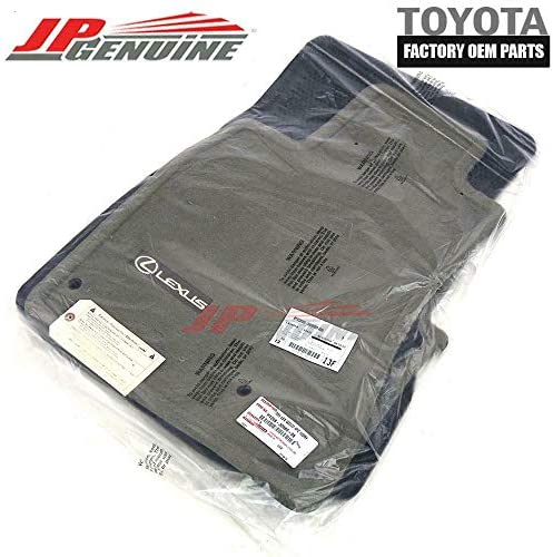 Toyota Genuine Parts PT208-30980-08 OEM Lexus GS Ivory Carpet Floor Mat Set