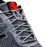 Neo-wows Upgrade Version No Tie Elastic Shoelaces, Adjustable Shoe Laces Lock - One
