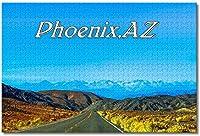 BEI YU MAN.co アメリカアメリカアリゾナフェニックスジグソーパズル大人用子供1000ピース木製パズルゲームギフト用家の装飾特別な旅行のお土産