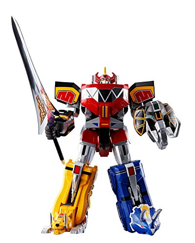 TAMASHII NATIONS- Soul of Chogokin Mighty Morphing Power Ran