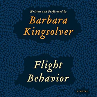 Flight Behavior audiobook cover art
