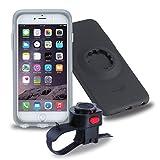 Tigra Sport MountCase 2 Bike Kit for iPhone 6 Plus / 6S Plus with RainGuard Rubberized