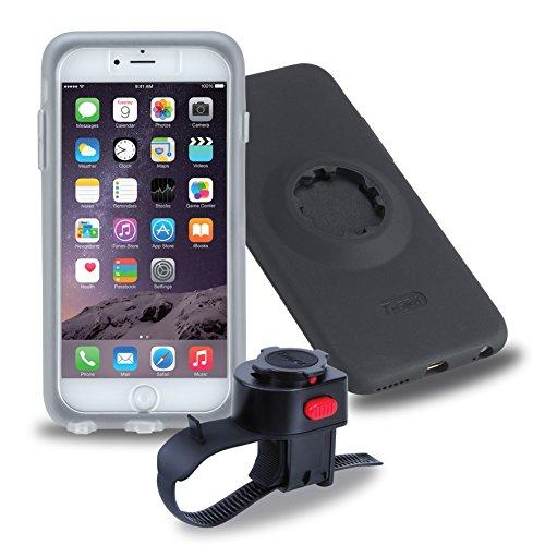 Tigra MCBIKEIP6P - Funda para móvil Apple iPhone 6 Plus, Negro
