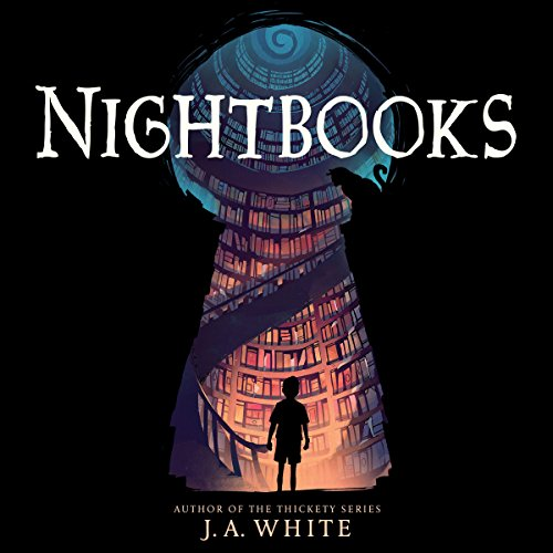 Nightbooks cover art