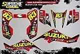 Kit Adhesivos Full Cover Suzuki LTZ 400 ADESIVI Sticker KLEBER AUFKLEBER
