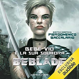 BeBlade copertina