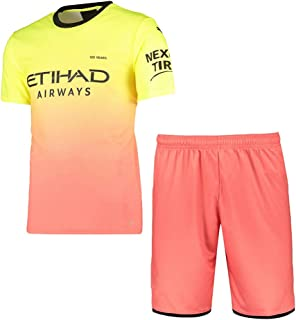 FASHFKJAS Soccer Club Team Jersey (Home and Away) Customized 2019-2020, Any Name and Number Personalized for Men Kids Adults Boys Youth