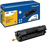 Pelikan 624222 Q2612 LJ, Tóner de Láser para Impresoras HP LaserJet, 2000 Páginas, Negro