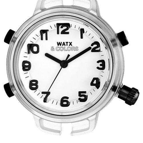 Reloj watx & Colors XS Big Ben Reloj para Mujer Analógico de Cuarzo RWA1550