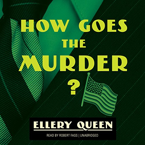 How Goes the Murder? audiobook cover art