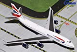 Gemini Jets GJBAW1792 British Airways Boeing 747-400 G-BYGF 1/400 báscula