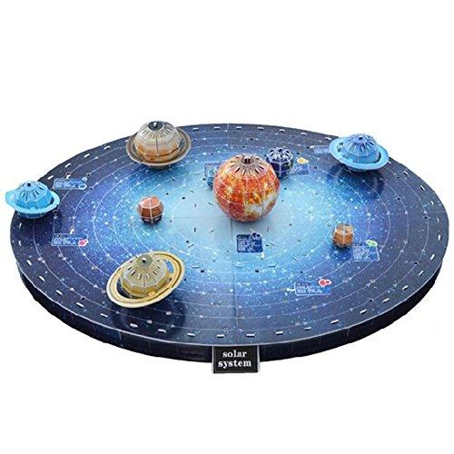 [The Planets] Drôle Bues Modèle Puzzle est en 3D Puzzle Enfants