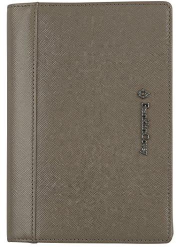 フランクリンプランナー システム手帳 プリズムエナメル バインダー 63136 ポケットサイズ ベージュ