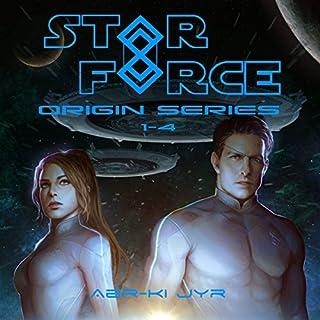 Star Force: Origin Series, Books 1-4 (Volume 1) cover art