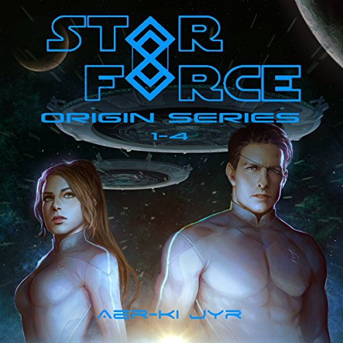 Star Force: Origin Series, Books 1-4 (Volume 1) audiobook cover art