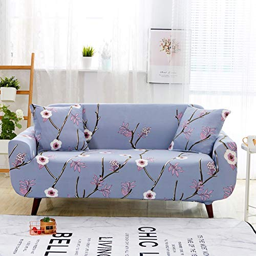 Fundas sofa elasticas Fodere per divani Fodere per divani in tessuto elasticizzato Fodere per divani stampati 1 2 3 Fodera per divano a 4 posti TJWY SHOP ( Color : 1 , Size : 235-300cm(93-118in) )