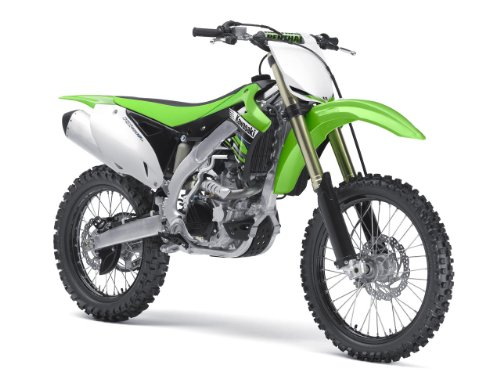 1:6 Kawasaki kx450f Dirt Bike (2012) by NewRay