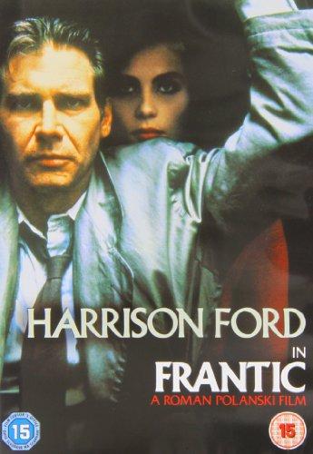 Frantic [Reino Unido] [DVD] ⭐
