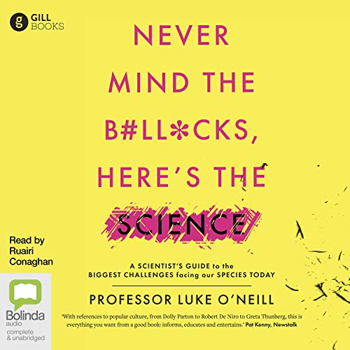 Never Mind the B#ll*cks, Here's the Science cover art