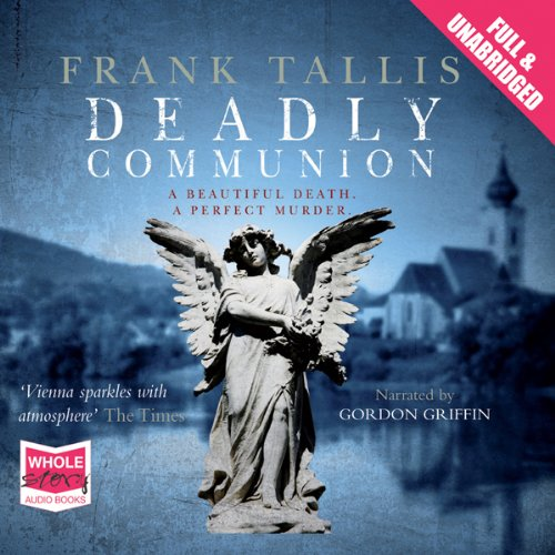 Deadly Communion audiobook cover art