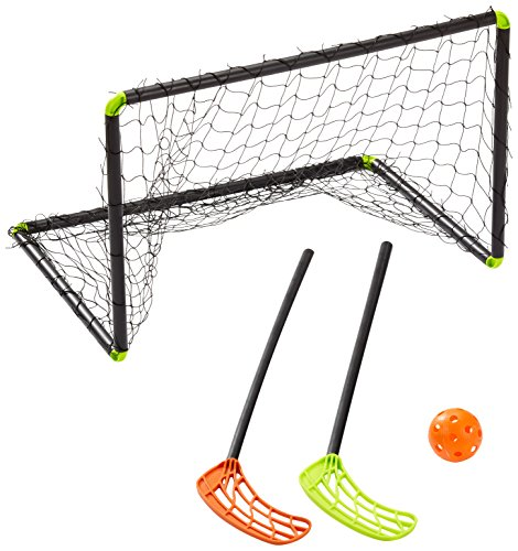 Stiga Sports Unihockeyset Set Player 60, Schwarz, STANDARD