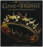 Game of Thrones: The Complete Second Season [Blu-ray]
