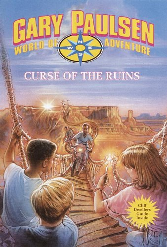 Download Curse of the Ruins: World of Adventure Series, Book 17 (English Edition) B005IQZ7HC