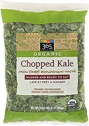 365 Everyday Value, Organic Chopped Kale, 12 oz