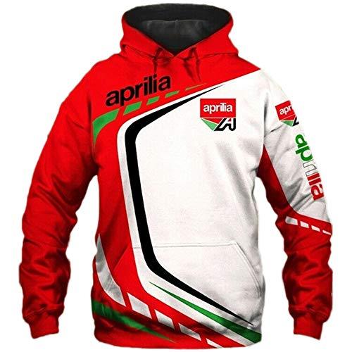 Martin Felpe con Cappuccio Giacche Magro 3D Apri-Lia Pieno Stampa Maglione Uomo&Donna Casuale Poliestere Sweatshirt Sciolto / B1 / S