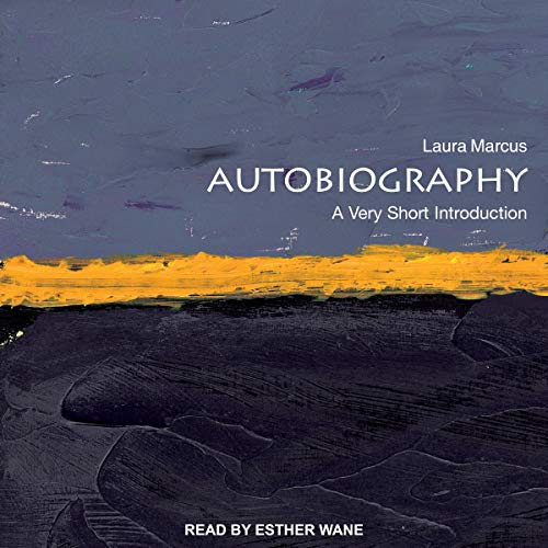 Autobiography audiobook cover art