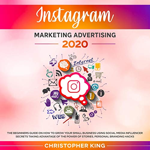 Instagram Marketing Advertising 2020 cover art