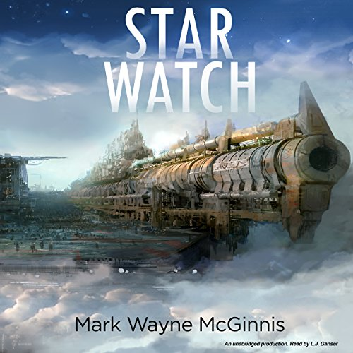 Star Watch audiobook cover art