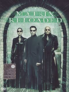 Matrix Reloaded (2 Dvd) [Italian Edition] by keanu reeves